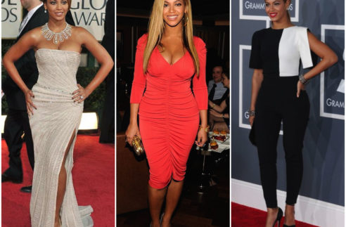 different styles of Beyonce