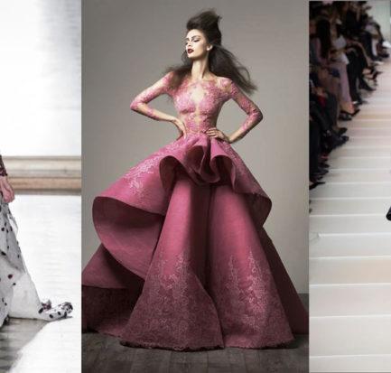 Haute Couture fashion show