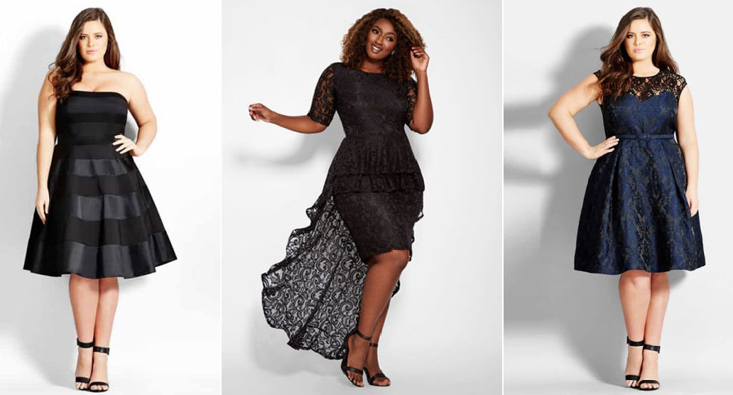 5 Trending Party Dresses for Plus Size Women | Myjestik