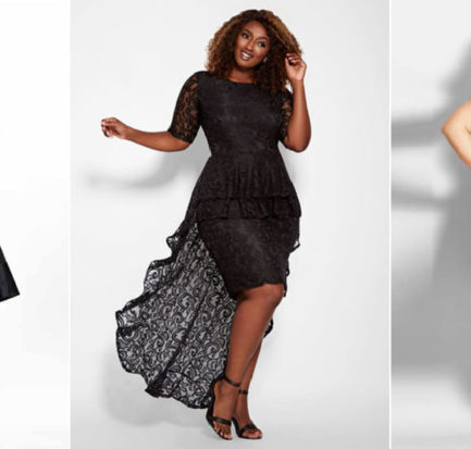 plus size party dresses for women