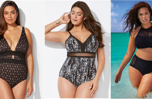 Trendy Plus Size Bathing Suits You Must Try