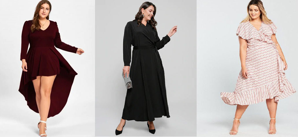 Plus size clothing trends for 2019