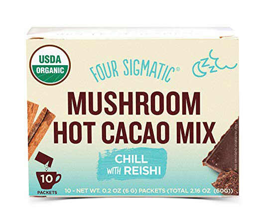 Four Sigmatic Mushroom Hot Cacao Mix