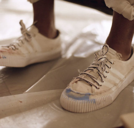 Donald Glover Presents Collaboration with Adidas