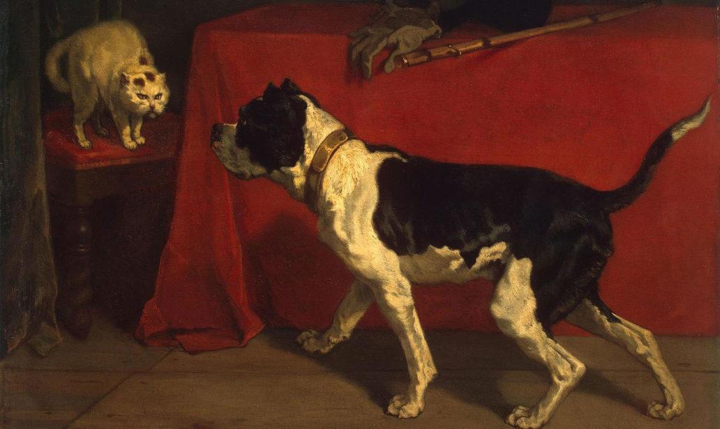 Joseph Stevens - Enemies (1854)
