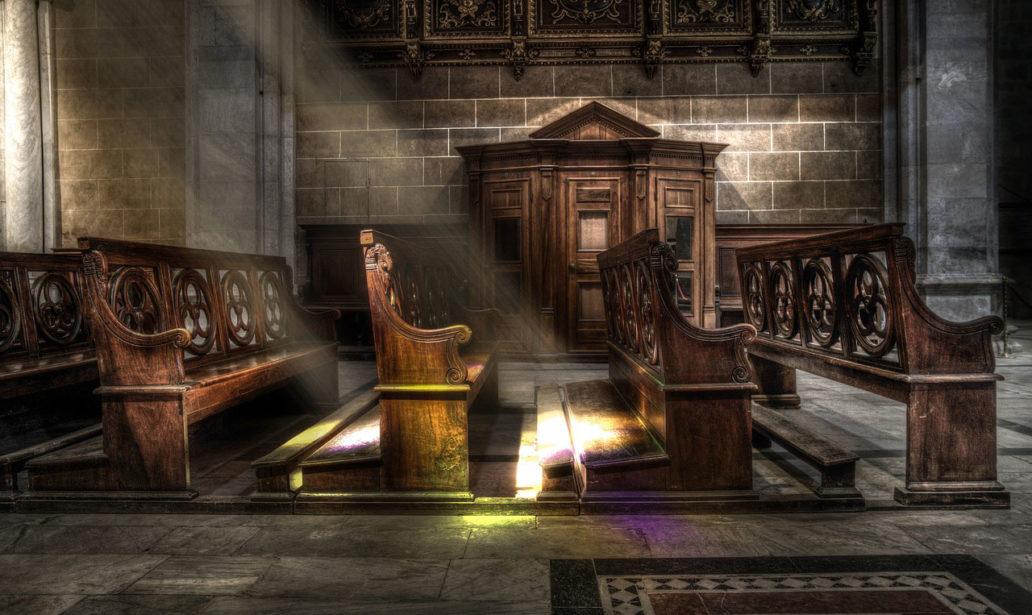 Chairs at a Church