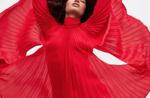 Dress, Valentino.