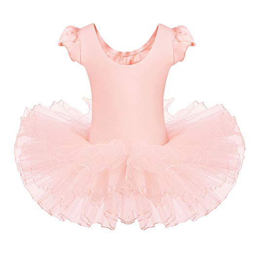 Ballet skirted princess dress