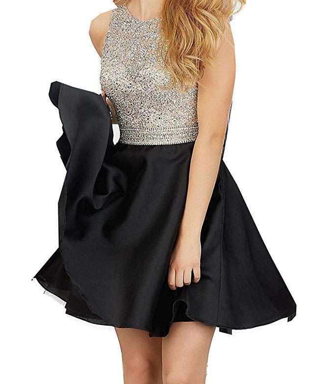 Sequins Short Dress