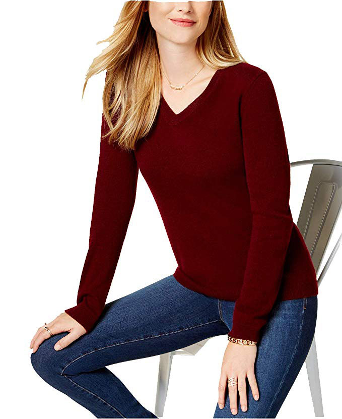 Charter Club V-neck Sweater