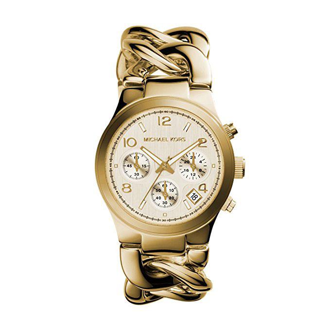 Michael Kors Women's Gold-Tone Watch MK3131