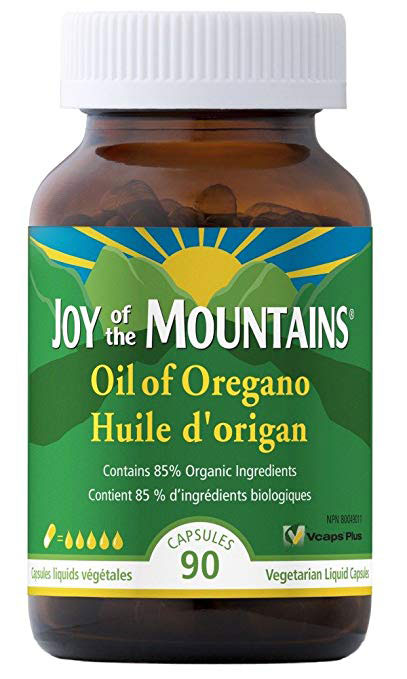 JOY OF THE MOUNTAIN Oil Of Oregano (90 Caps)