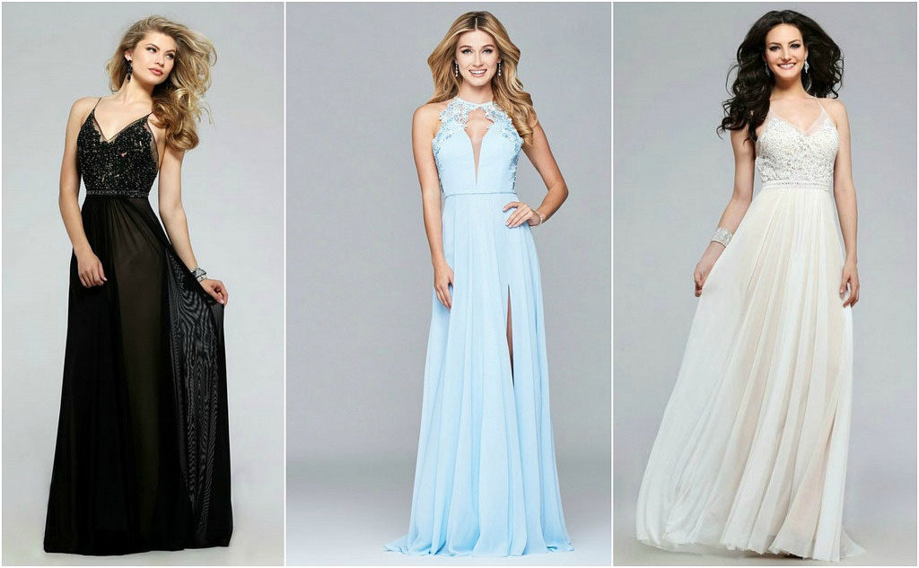 prom dress for pear shaped women