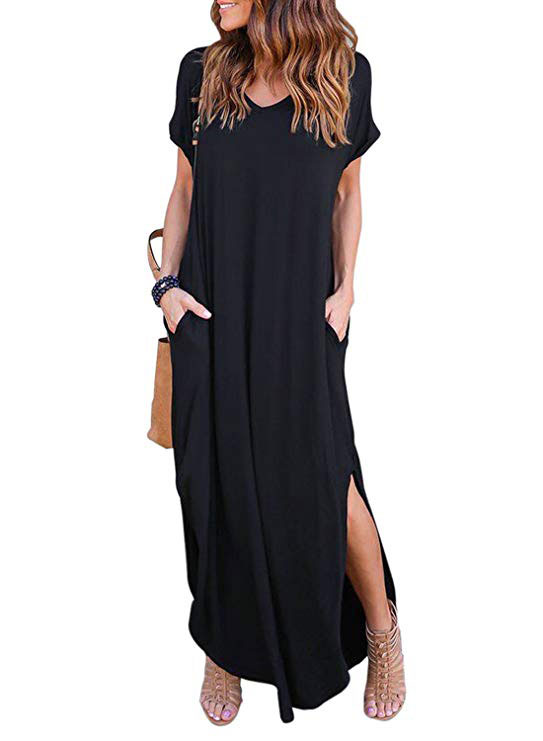 maxi dress for plus size women