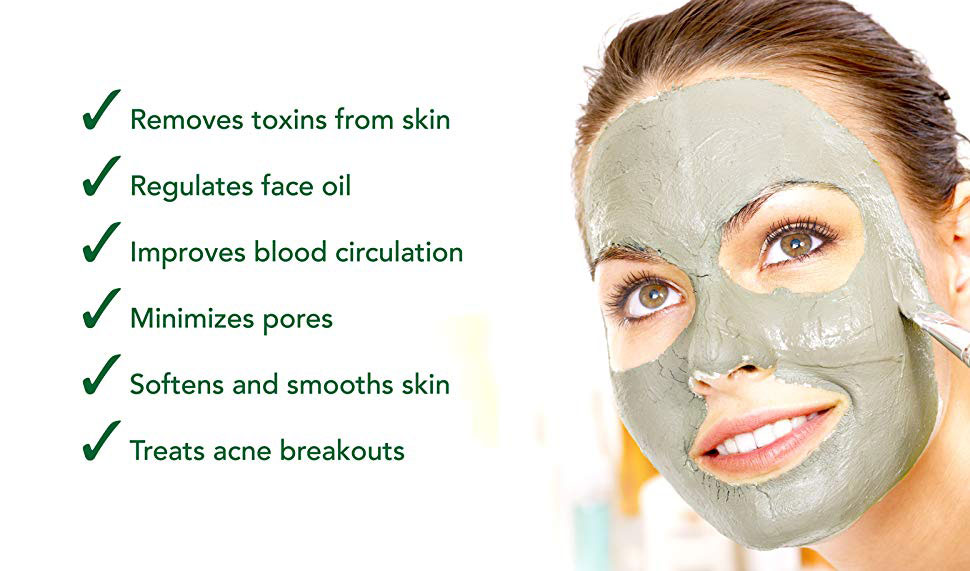 Bentonite Clay Mask Benefits