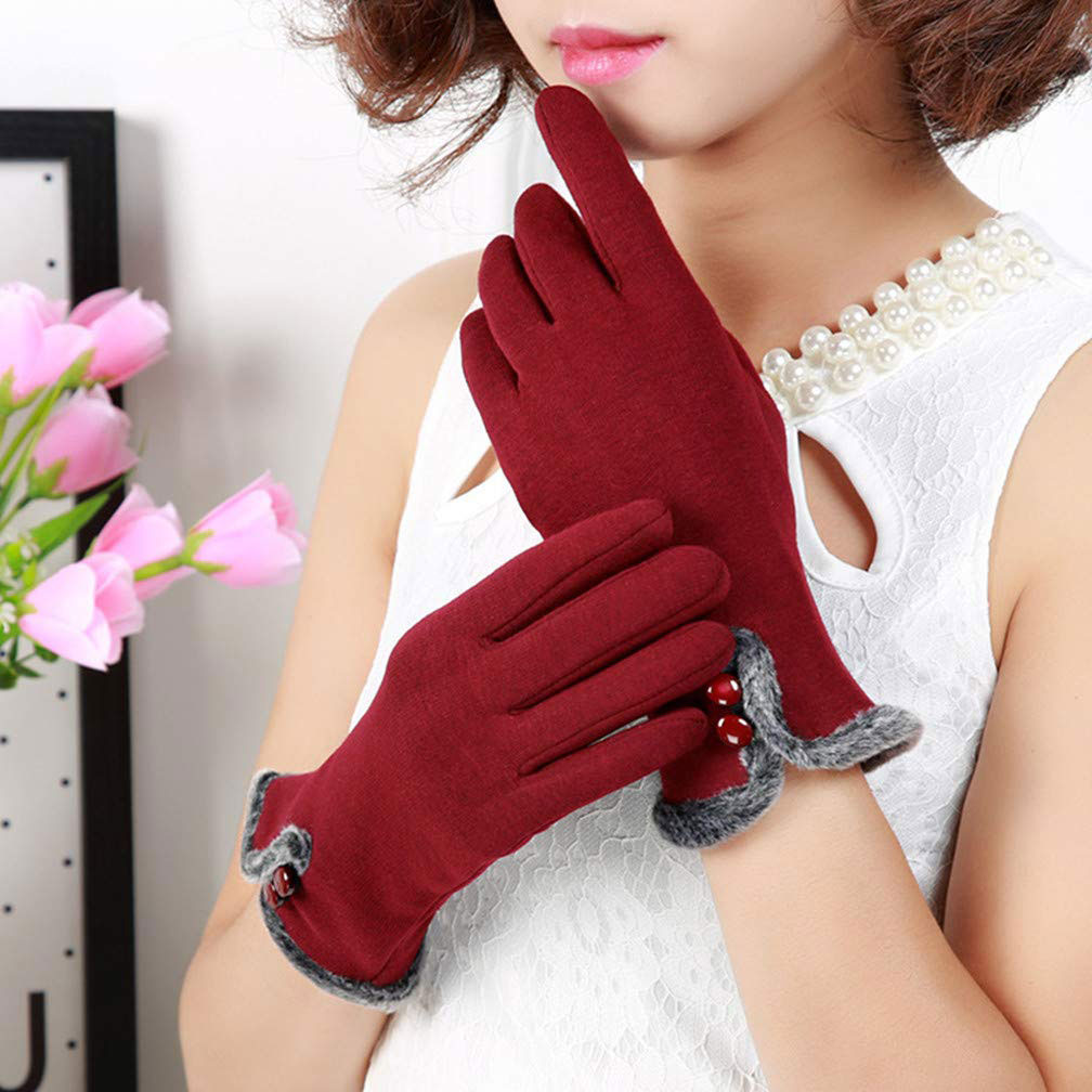 fashion gloves for women