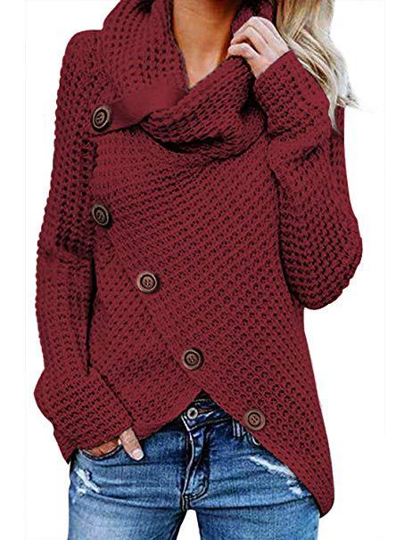 girl wearing oversized sweater