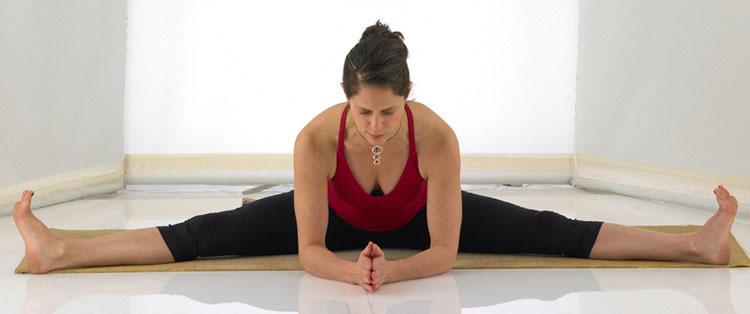 Sitting Wide-Legged Straddle Pose/Upavistha Konasana