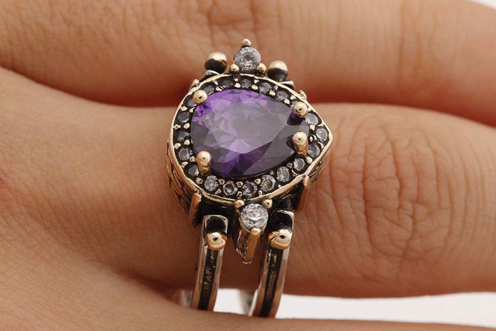Turkish Handmade Ring