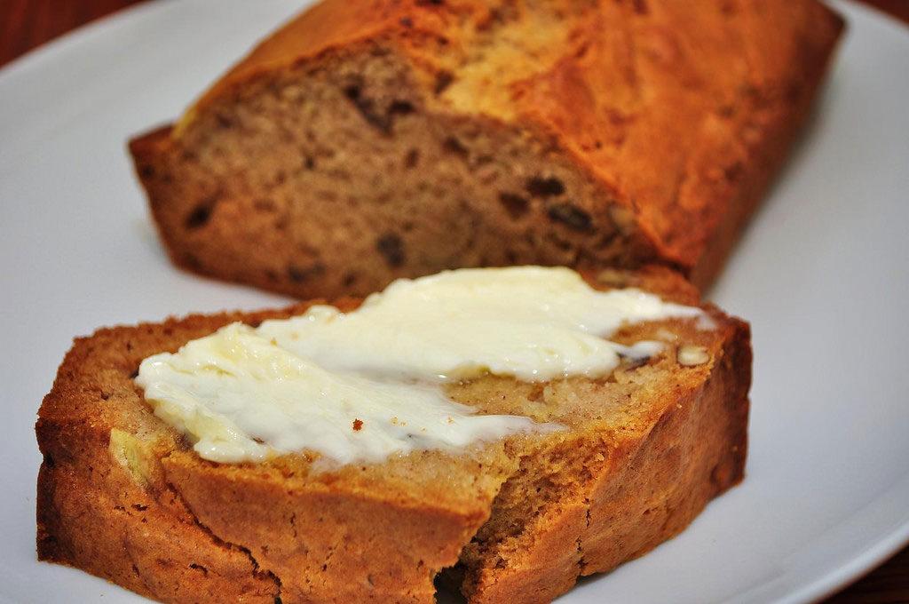 Greek Yoghurt Zucchini Bread