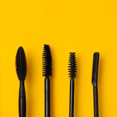 Mascara brushes