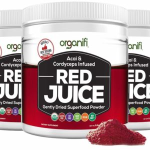 Organifi Red Juice 3 Pack