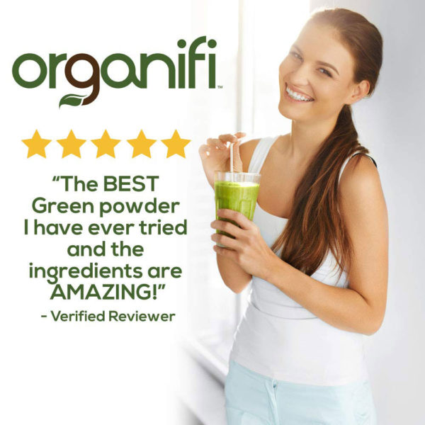 THe best green powder I have ever tried and the ingredients are amazing!