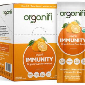 Organifi Immunity