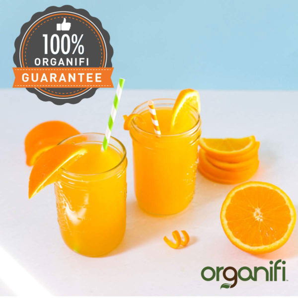 100% Organifi Guarantee