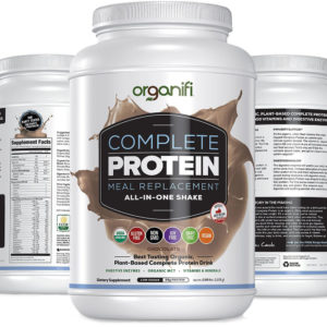 Organifi Complete Protein - Chocolate
