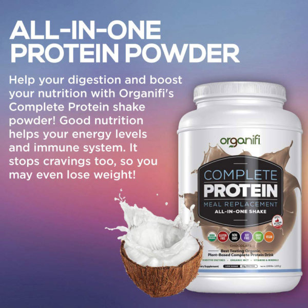 all-in-one protein powder