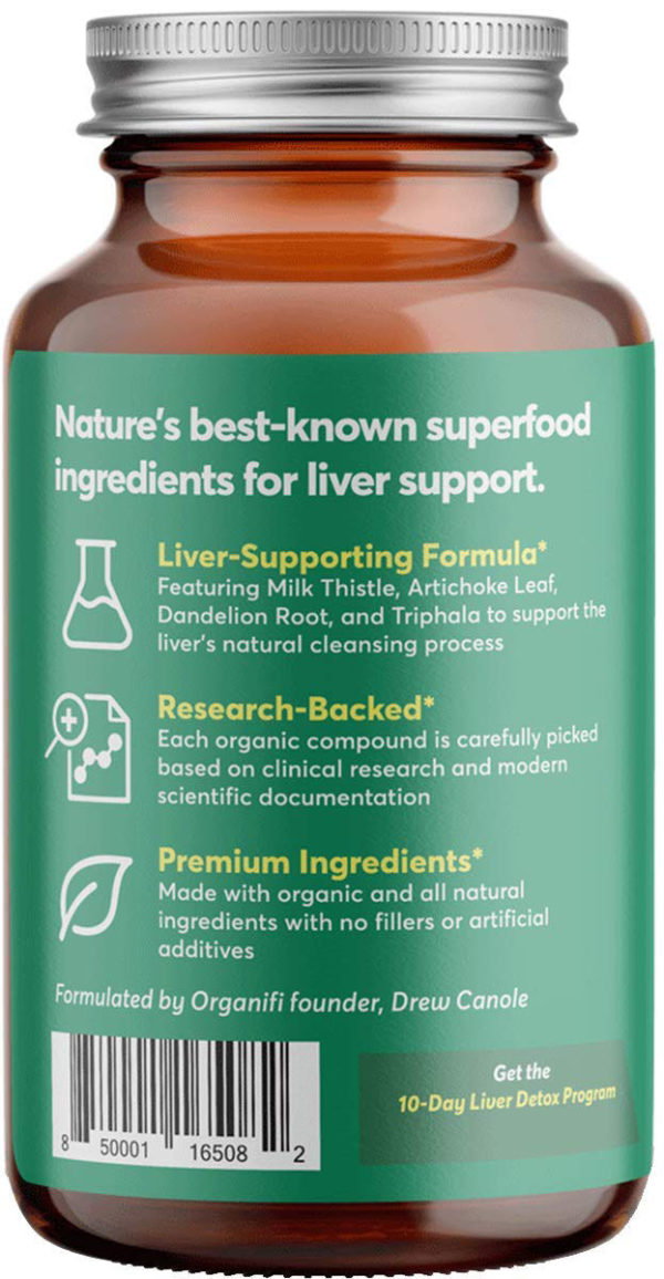 Nature's best-known superfood ingredients for liver support