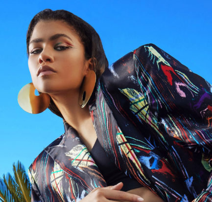Zendaya by AB+DM for Instyle US September 2020