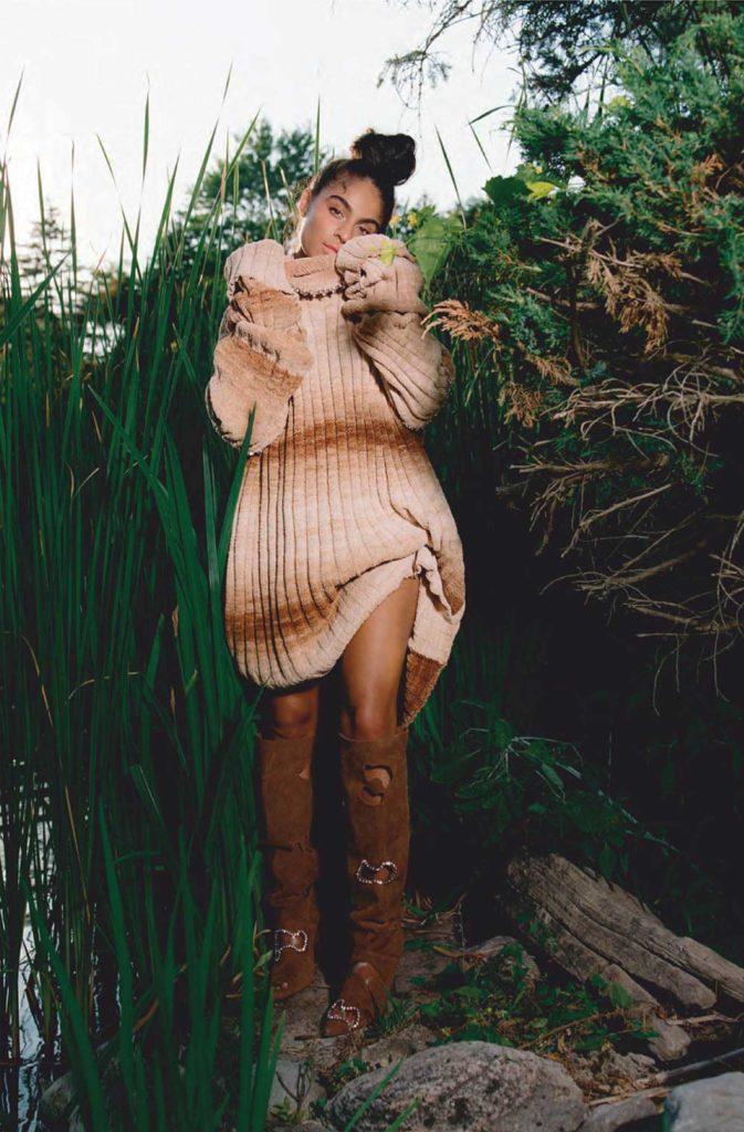 Jessie Reyez by Leeor Wild for Elle Canada September 2020
