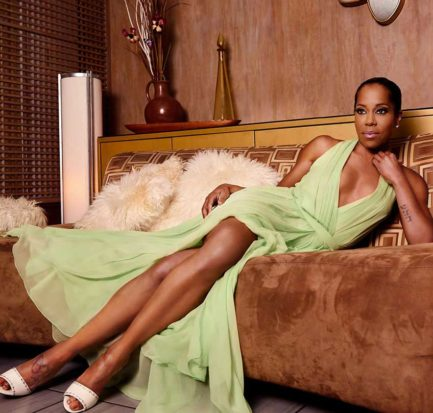 Regina King by Christian Cody for InStyle US February 2021